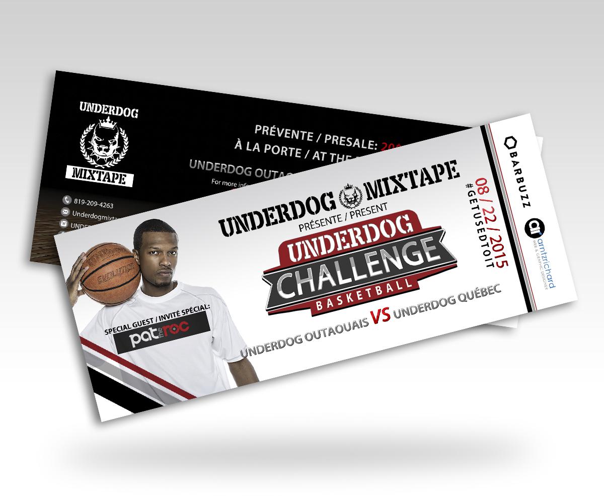 underdog-challenge 2015 Arntzrichard Design