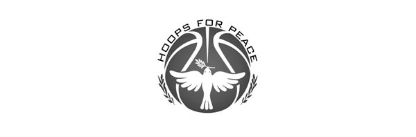Arntz Richard Design Logo design Hoops4Peace